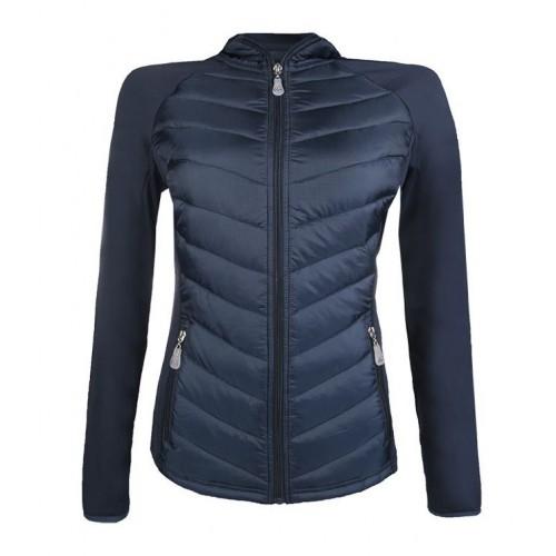Veste nylon PRAG STYLE - Vestes d'équitation d'hiver