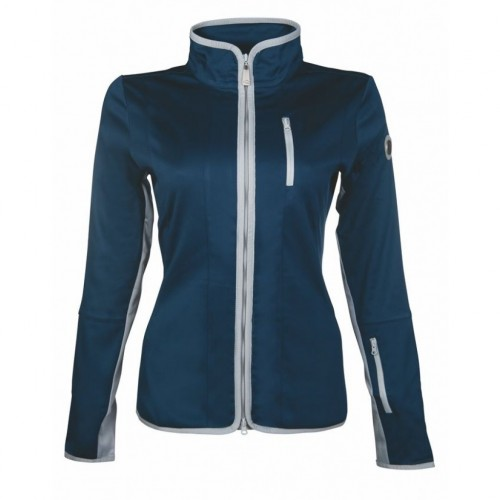 Veste softshell Equilibrio Style - Vestes d'équitation softshell
